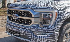 Ford F-150 thế hệ mới lộ thiết kế