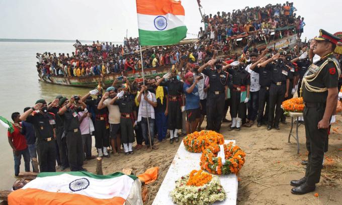 Làn sóng tẩy chay Trung Quốc sôi sục ở Ấn Độ