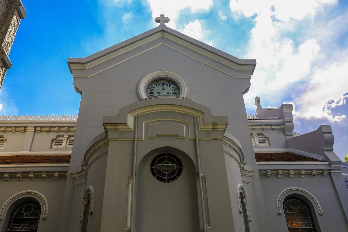 Nhà thờ 99 tuổi của gia đình Nam Phương hoàng hậu - 2