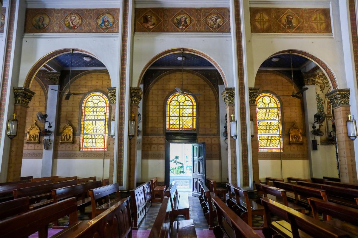 Nhà thờ 99 tuổi của gia đình Nam Phương hoàng hậu - 9
