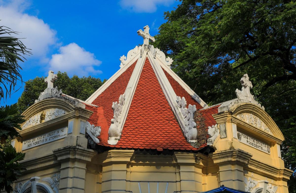 Lăng mộ trăm tuổi của nhà bác học Trương Vĩnh Ký - 4