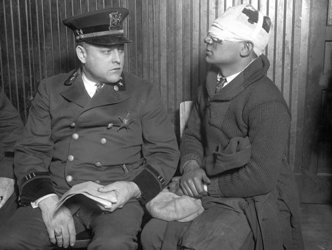 Al Capone - trùm mafia gây nhiều tội ác