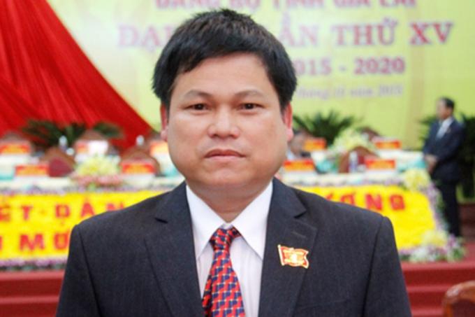 Ông Nguyễn Văn Quân. Ảnh: Ngọc Oanh.