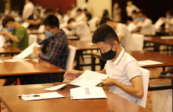 Nhiều ứng viên đánh giá GSAT tương đương với kỳ thi đại học lần hai.