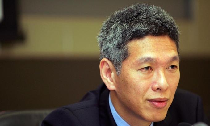 Em trai Lý Hiển Long gia nhập đảng đối lập
