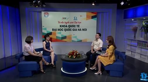 Khoa Quốc tế - ĐH Quốc gia Hà Nội thêm hai ngành mới