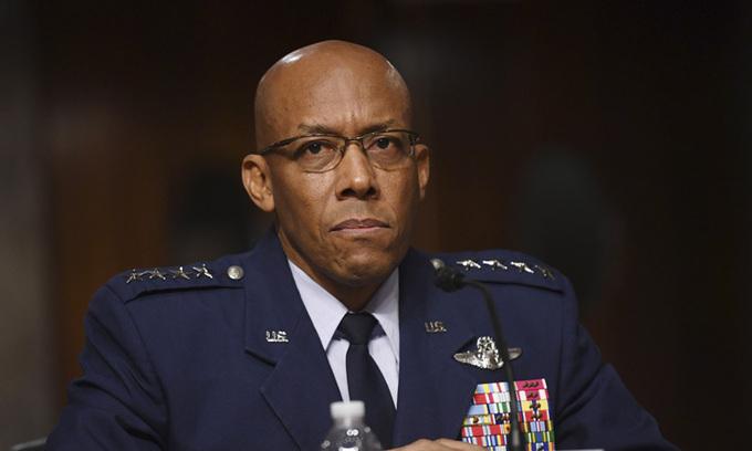 Tướng Mỹ cảnh báo nguy cơ Trung Quốc lập ADIZ ở Biển Đông