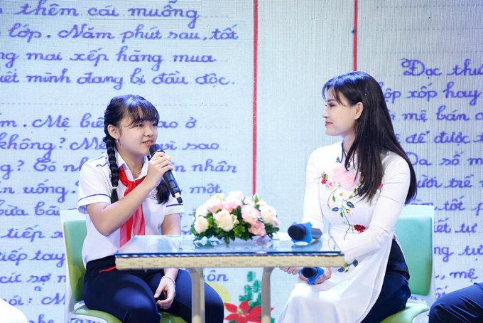 Nữ sinh giành giải viết thư UPU với đề tài môi trường