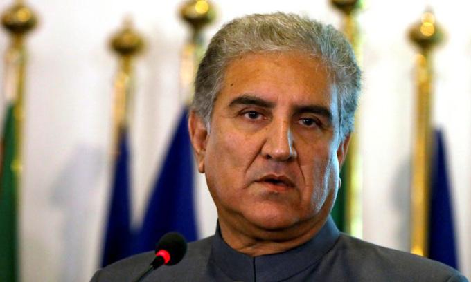 Pakistan nói Ấn Độ bị Trung Quốc