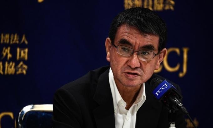 Bộ trưởng Nhật cảnh báo về hành động của Trung Quốc
