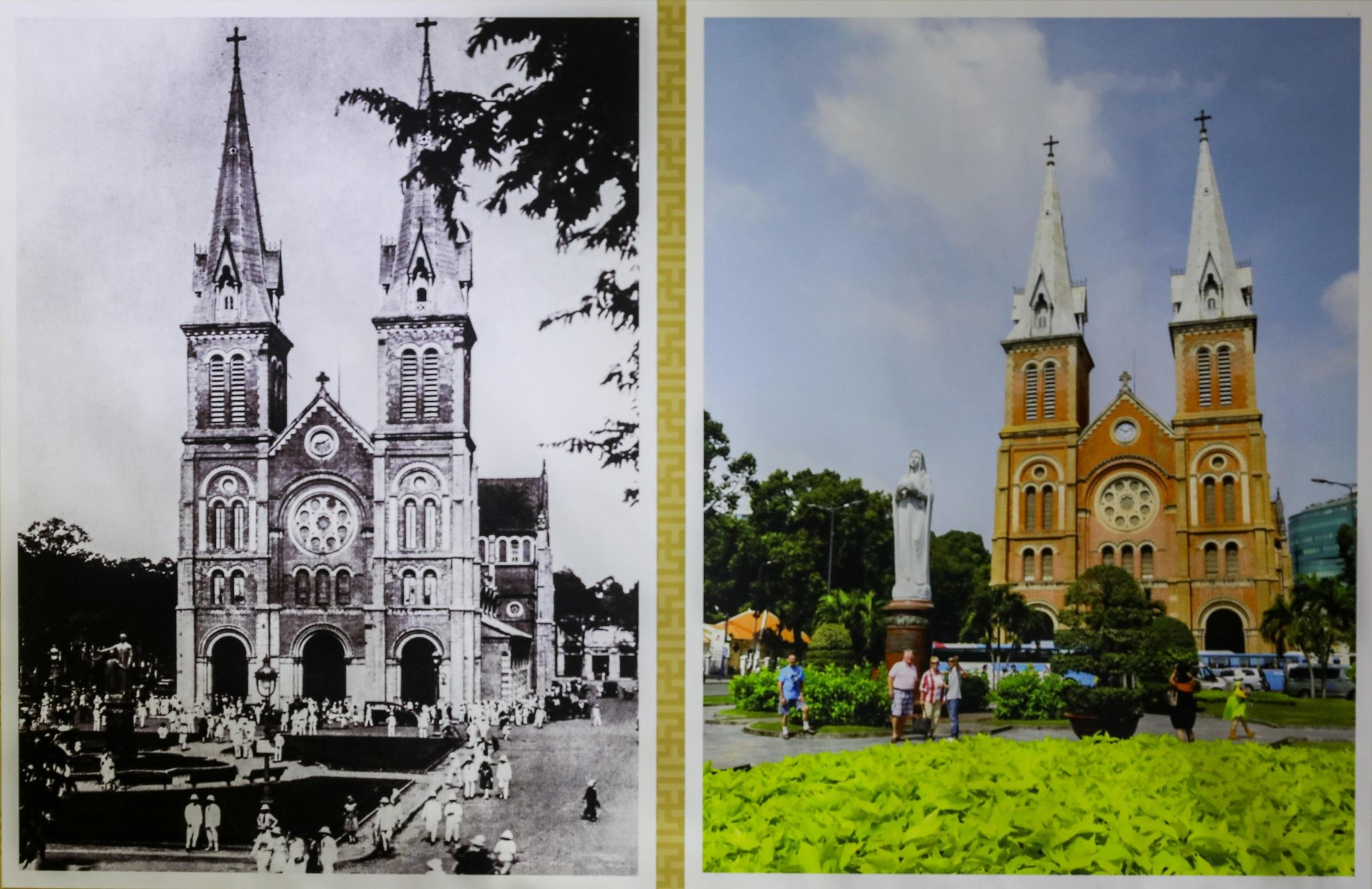 Sài Gòn hơn 300 năm qua ảnh