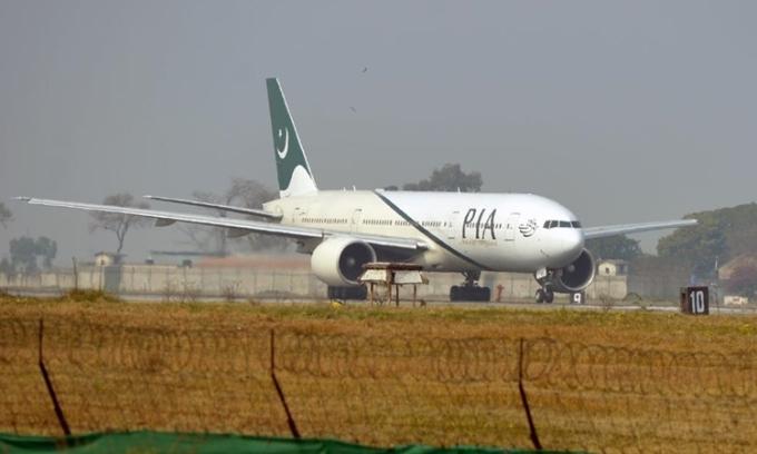 Quy trình đào tạo phi công Pakistan