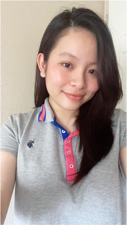 Binh Nguyen, sinh viên năm nhất đến từ Việt Nam