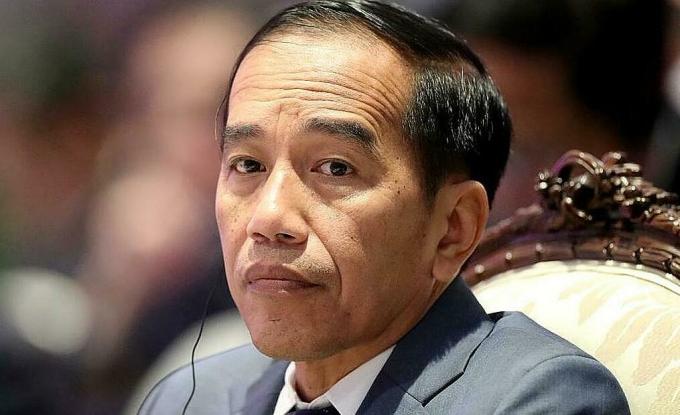 Tổng thống Indonesia Joko Widodo tại một sự kiện ở Bangkok, Thái Lan, tháng 11/2019. Ảnh: Reuters.