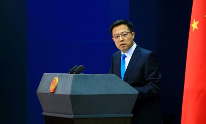 Trung Quốc hạn chế thị thực người Mỹ