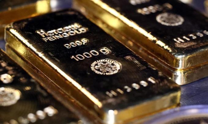 Ai Cập phát hiện mỏ vàng một tỷ USD