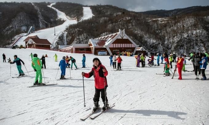 Triều Tiên đăng ký thương hiệu độc quyền khu nghỉ dưỡng