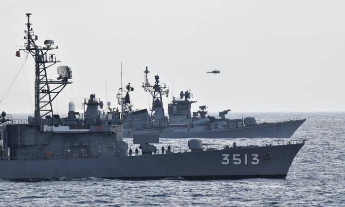 Diễn tập chung Ấn - Nhật phát thông điệp tới Trung Quốc