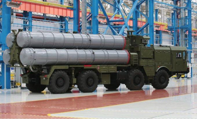 Tên lửa S-400 Ấn Độ có thể thách thức Trung Quốc