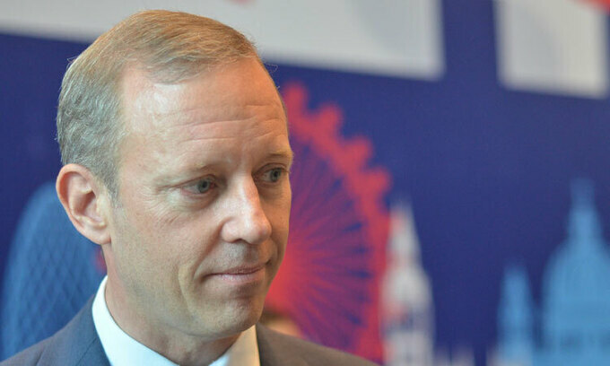 Đại sứ Anh khuyên du học sinh Việt Nam