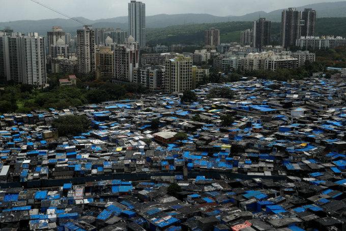 Khu ổ chuột lớn nhất Ấn Độ