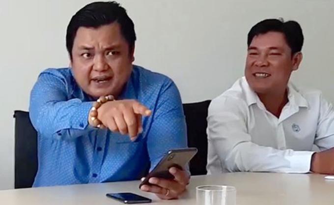 Tổng Giám đốc Phú An Thịnh Land bị bắt