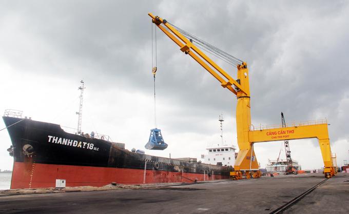 Luồng tàu biển hơn 6.000 tỷ đồng hiệu quả thấp