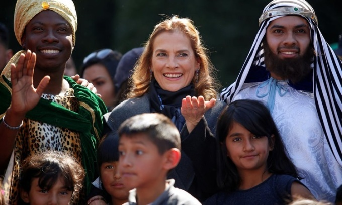 Vợ Tổng thống Mexico hứng chỉ trích vì bình luận về trẻ ung thư