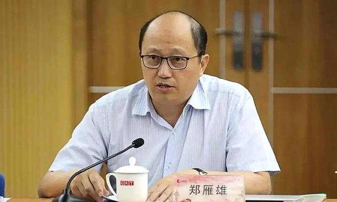Trung Quốc bổ nhiệm trưởng phòng an ninh quốc gia Hong Kong