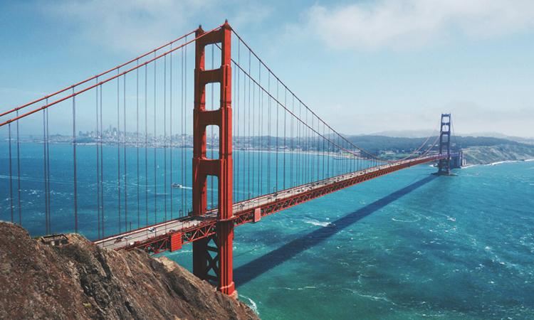 Cầu Cổng Vàng phát ra âm thanh lạ vang xa 5 km