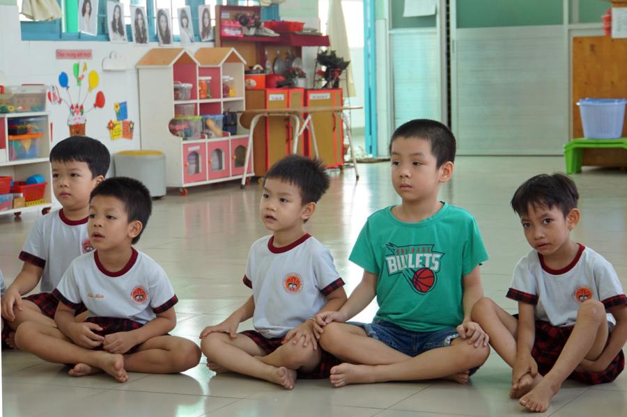 TP HCM tăng thêm 54.600 học sinh
