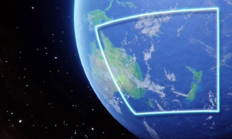 Lục địa thứ 8 của Trái Đất bị đại dương bao phủ