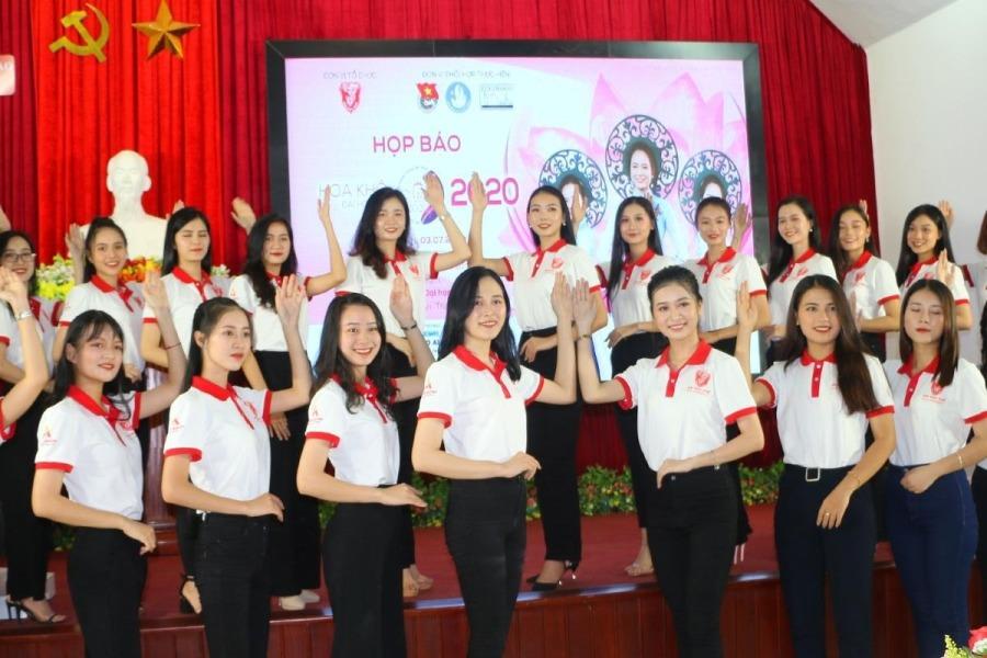 Đại học Huế tổ chức cuộc thi hoa khôi sinh viên