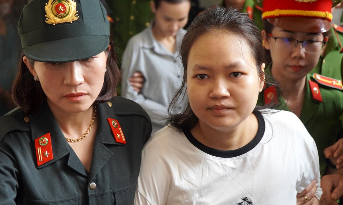 Chủ mưu 'đổ bê tông thi thể' bị tuyên tử hình