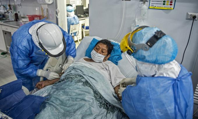 Gần 11 triệu người nhiễm nCoV toàn cầu