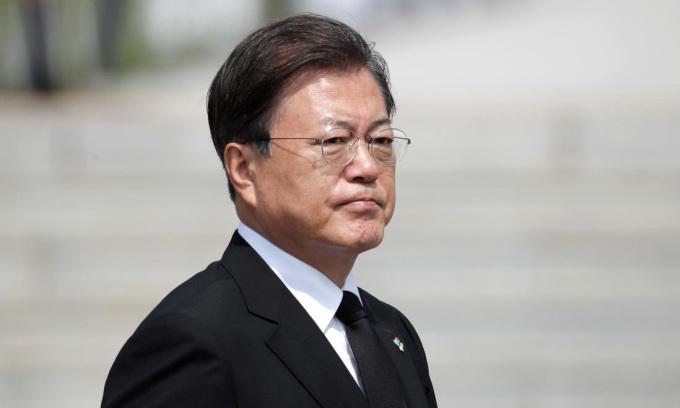 Tổng thống Hàn nỗ lực