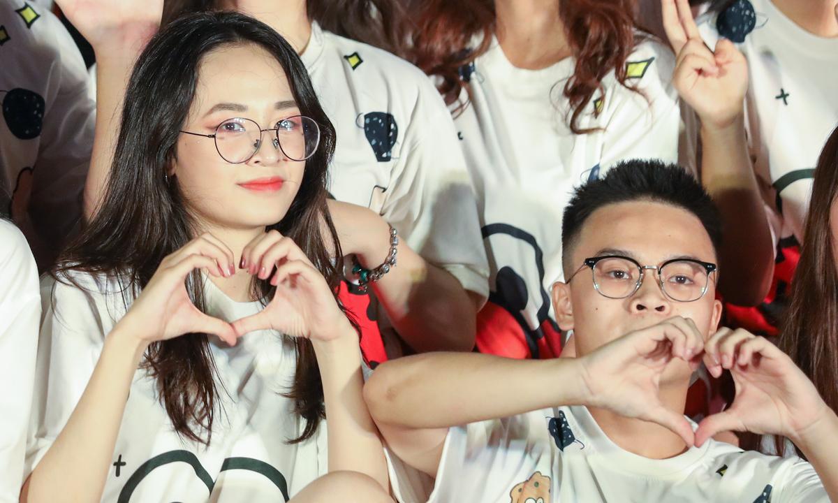 Học sinh Chu Văn An dự lễ trưởng thành - VnExpress