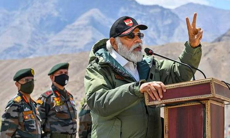Ấn Độ nghi Trung Quốc - Pakistan phối hợp gây căng thẳng biên giới - VnExpress