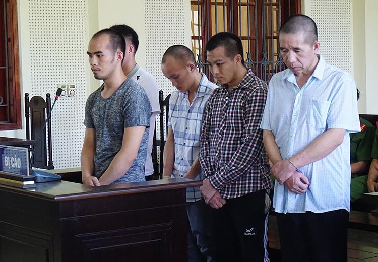 3 người lĩnh án tử hình vì mua bán ma túy