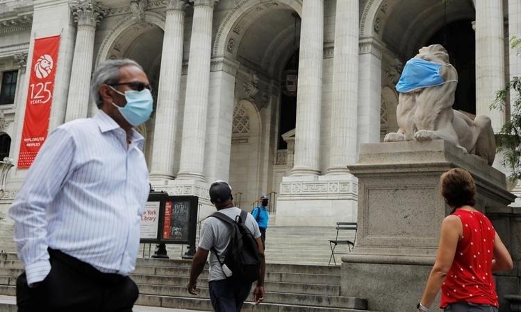 Hơn 11,5 triệu người nhiễm nCoV toàn cầu - VnExpress