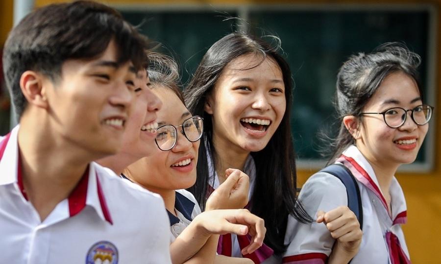 Số thí sinh đăng ký thi tốt nghiệp THPT tăng
