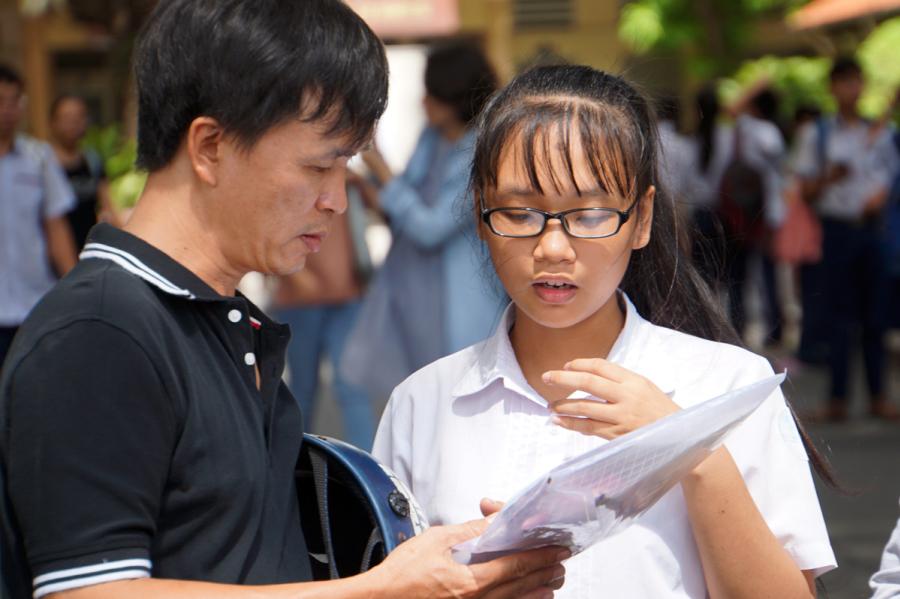 Tỷ lệ chọi trường Phổ thông Năng khiếu giảm