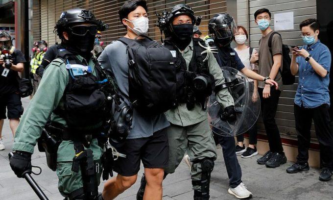 Hong Kong công bố quyền mới theo luật an ninh
