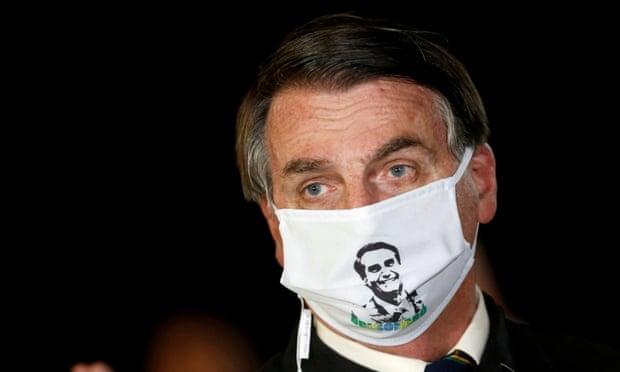 Tổng thống Brazil nhiễm nCoV