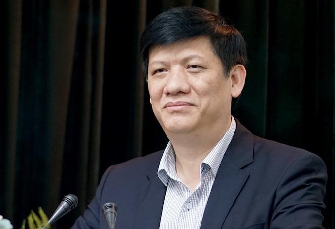 Ông Nguyễn Thanh Long. Ảnh: Hoàng Thuỳ