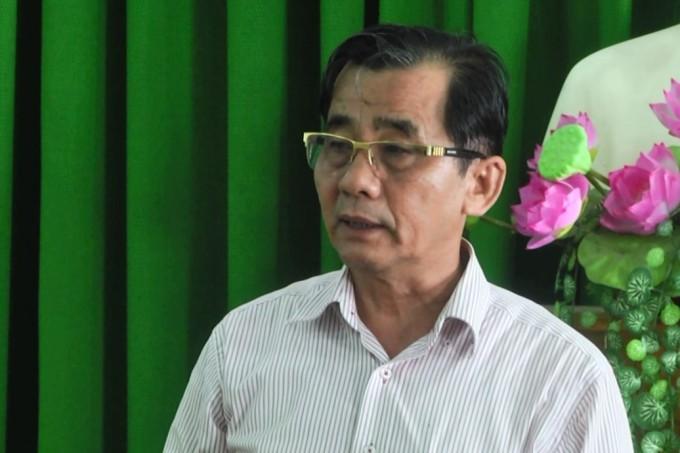 Nguyên Chủ tịch TP Phan Thiết sắp hầu tòa