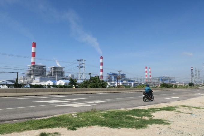 Đề nghị di dời hộ dân bị ảnh hưởng bởi bụi của nhiệt điện Vĩnh Tân