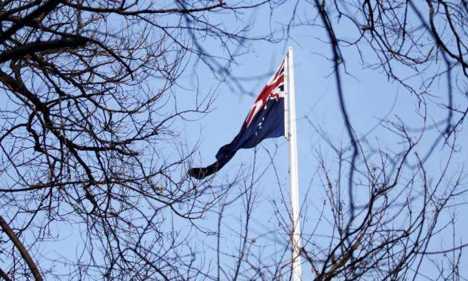 Australia cảnh báo nguy cơ Trung Quốc