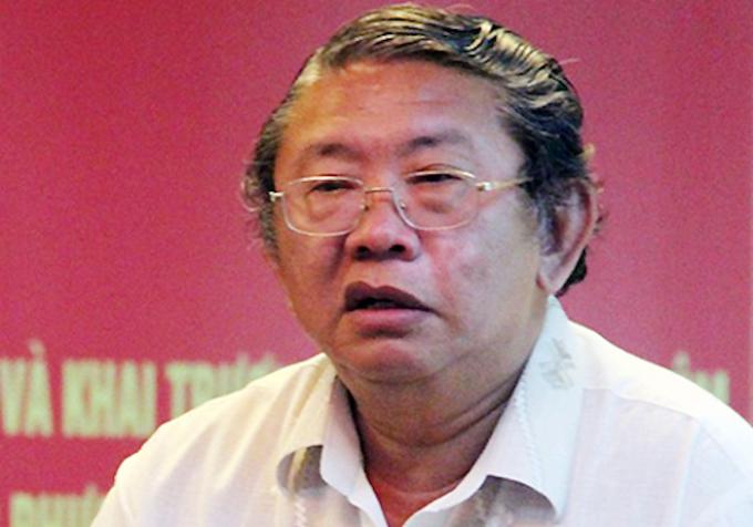 Nguyên Giám đốc Sở Khoa học và Công nghệ Đồng Nai bị khai trừ Đảng