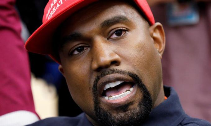 Kayne West tuyên bố tranh cử tổng thống, thách thức Trump